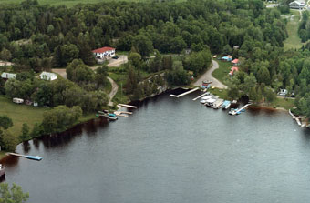 Northern Ontario Fishing Lodge