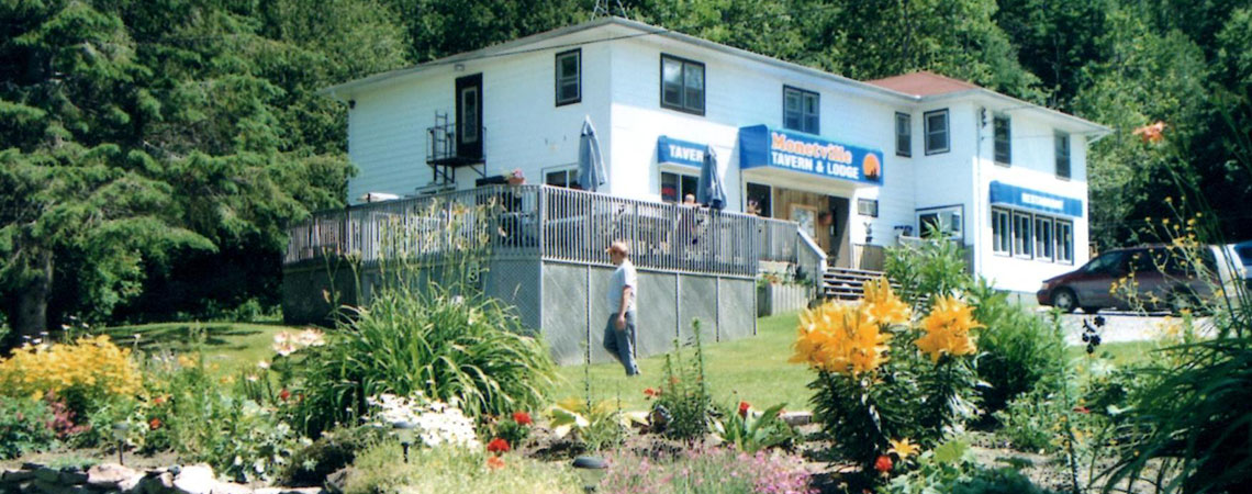 Lake Nipissing Fishing Lodge in Monetville, Located on the Western Arm of Lake Nipissing