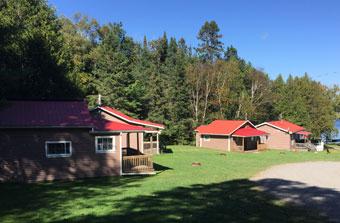 Northern Ontario Fishing Cottages on Lake Nipissing